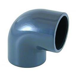 Cot PVC d63, 90 grade